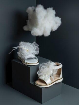 Βαπτιστικά παπούτσια για κορίτσι